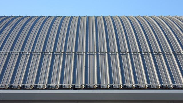 Focus sur la toiture en tôle