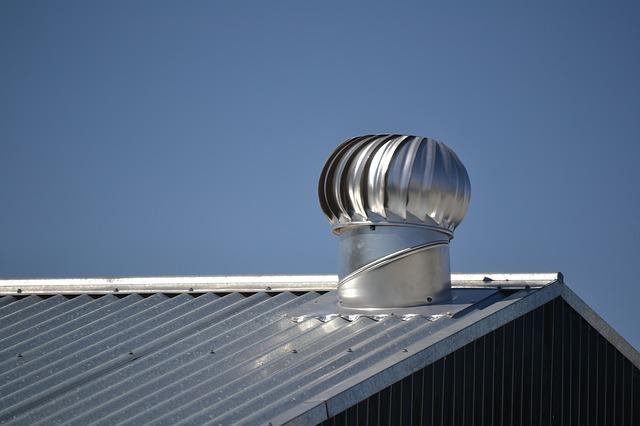 Bien choisir le design de votre toiture en tôle